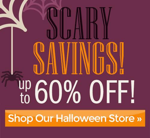 Shop Halloween Store!