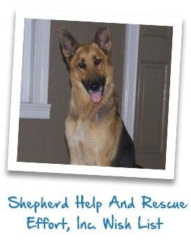 Photo of Shepherd Help Rescue Effort, Inc.