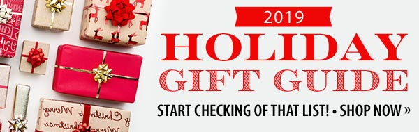 Holiday Gift Guide - Shop Now »