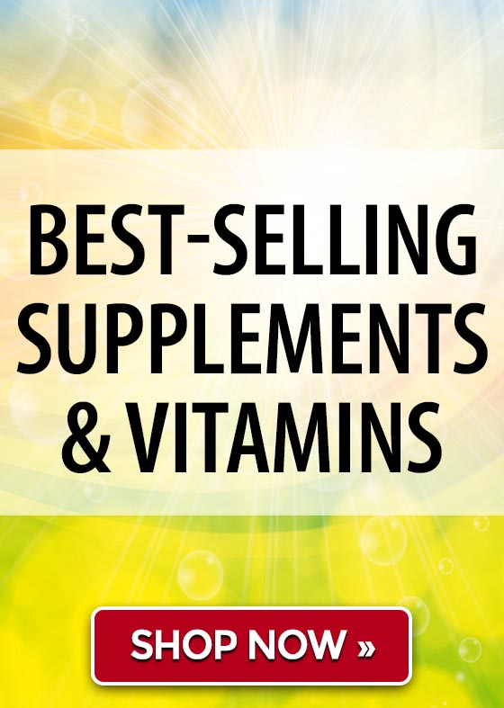 Best-Selling Supplements & Vitamins