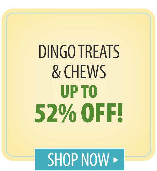 Dingo Treats & Chews