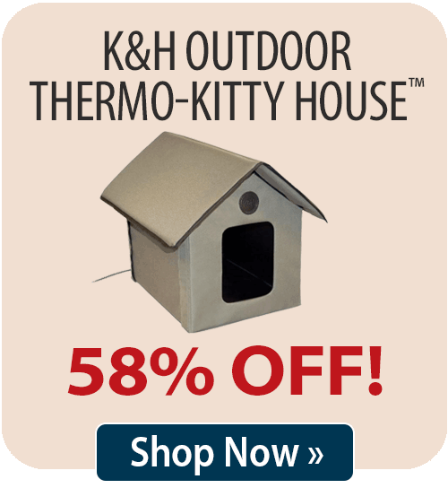 K&H Outdoor Thermo-Kitty House™