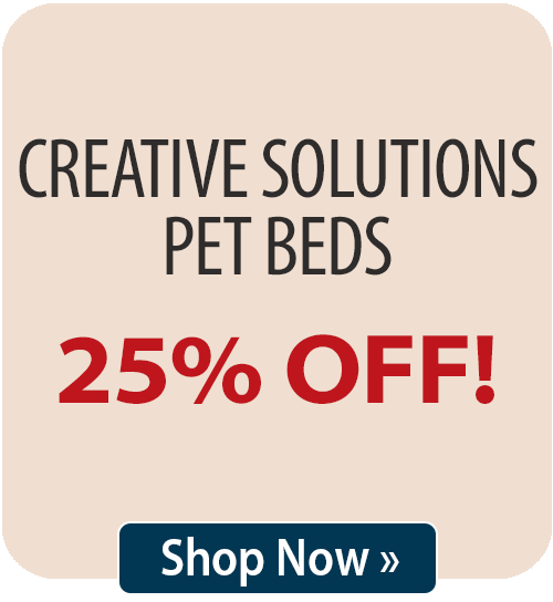 Creative Solutions Pet Beds