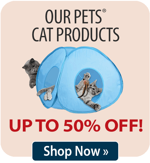 Our Pets® Cat Products