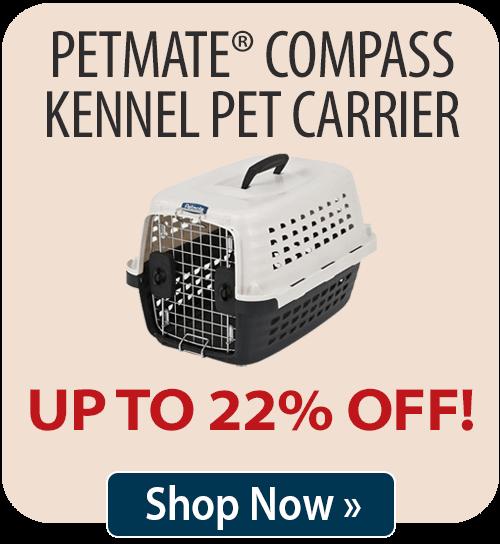 Petmate® Compass Kennel Pet Carrier