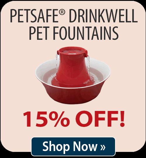 PetSafe® Drinkwell® Pet Fountains