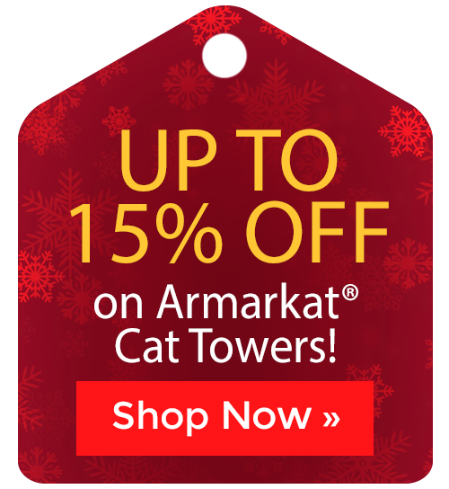 Armarkat® Cat Towers