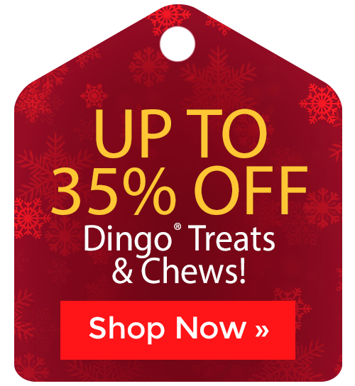 Dingo® Treats & Chews