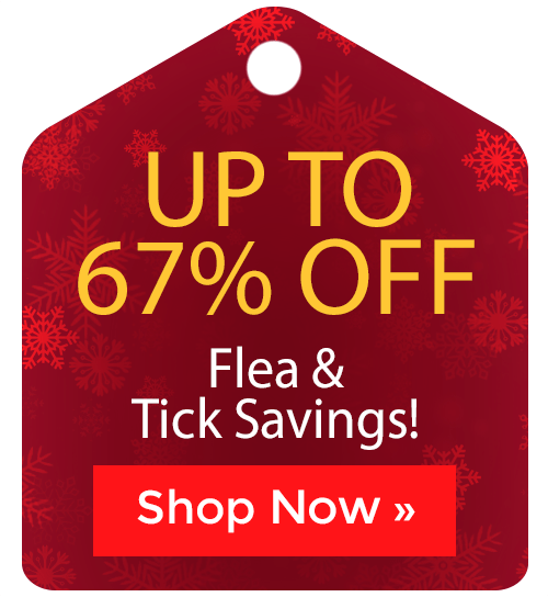 Flea & Tick Savings