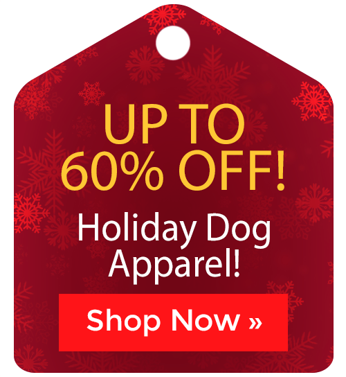 Holiday Dog Apparel