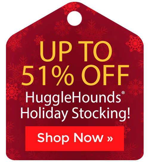 HuggleHounds® Holiday Stockings