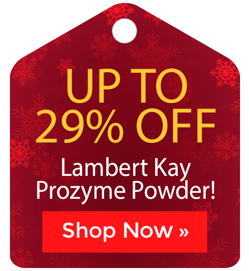 Lambert Kay® Prozyme Powder
