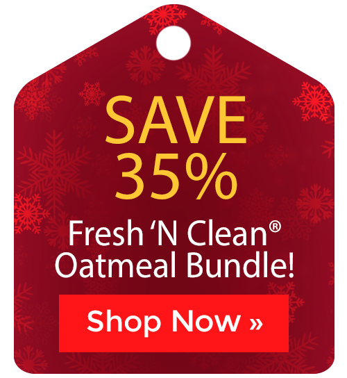 Fresh �N Clean® Oatmeal Bundle