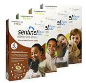 Sentinel� Flavored Tablets