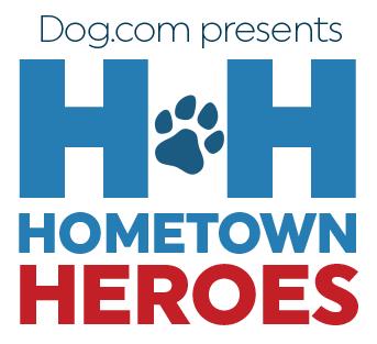 Dog.com presents Hometown Heroes