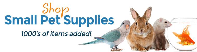Shop Small Pet Supplies