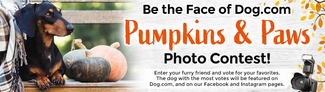 Be the Face of Dog.com Photo Contest!