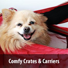 Comfy Crates & Carriers