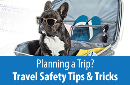 Planning a Trip? Travel Safety Tips and Tricks