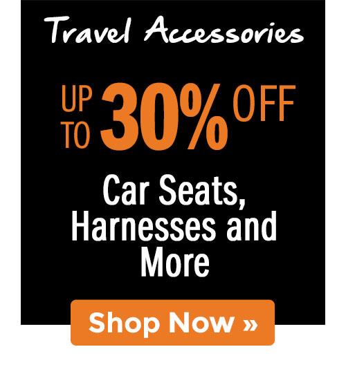 Shop Travel Accessories!