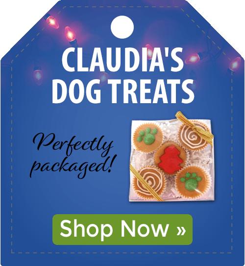 Claudia's Dog Treats