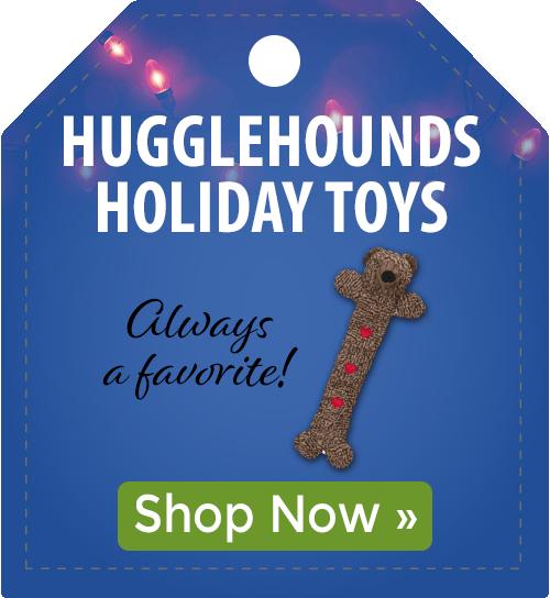 HuggleHounds® Holiday Toys