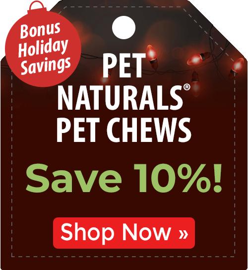 Pet Naturals® Pet Chews