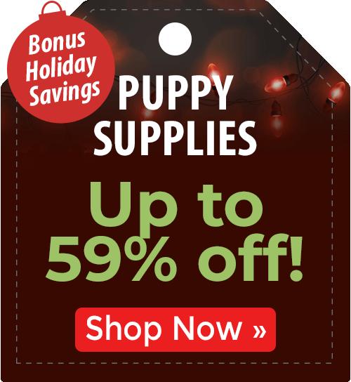 Puppy Supplies